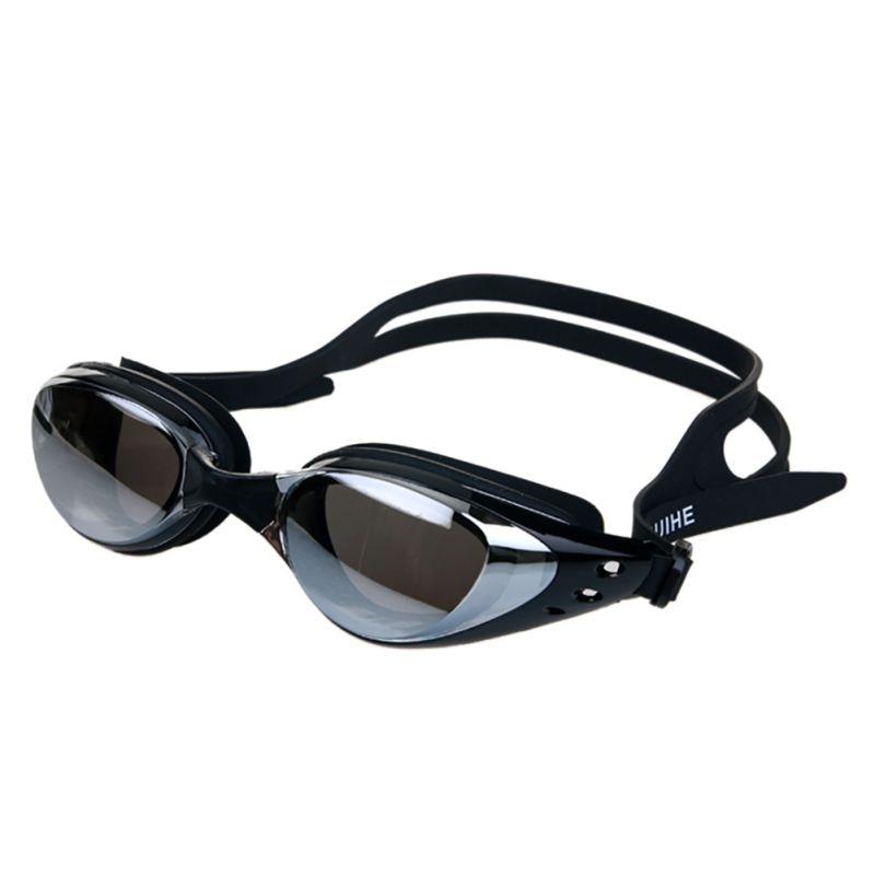 Homme femme lunettes de natation lunettes Portable unisexe adulte natation cadre piscine Sport lunettes lunettes étanche