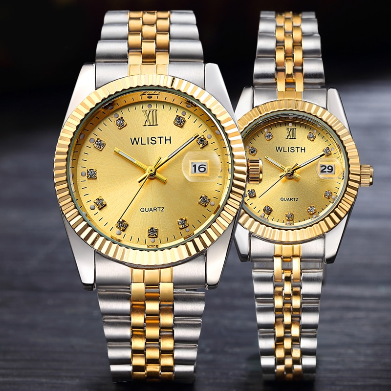 Reloj hombre men relógio de pulso dos homens relógios de luxo marca superior relógio de diamante data automática saat relogio masculino