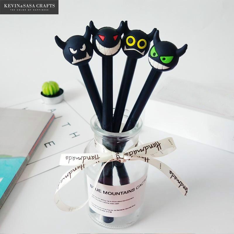 Гелевая ручка для Хэллоуина 4 шт./компл.|Гелевые ручки| |