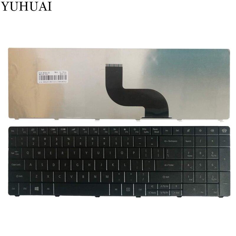 NEW English for Packard Bell Easynote TM81 TM86 TM87 TM89 TM94 Laptop US Keyboard