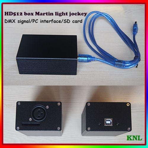 Grandma2 Quman USB DMX HD512 Caja del controlador de iluminación LED para escenario ranura SD DMX ordenador con llave electrónica interfaz soporte Lightjockey