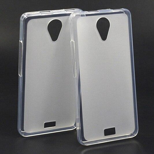 Caso suave de TPU para Fly FS528 casos cubiertas de silicona para Fly FS528 memoria casos más fundas transparente capa coque