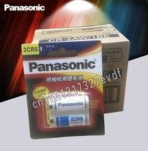 10pack nuevo Original de Panasonic 2CR5 6V 1500mah baterías de litio envío gratis