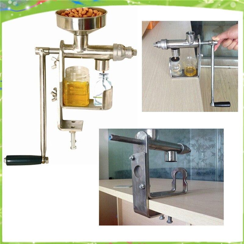 Envío Gratis Máquina De Prensa De Aceite de uso doméstico por DHL