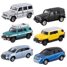 Geniune Tomica Metal Diecast Voertuigen Moderne Speelgoed Auto Hummer/Toyota FJ/Jeep Wrangler/G-Klasse/ subaru Nieuwe Door Takara Tomy