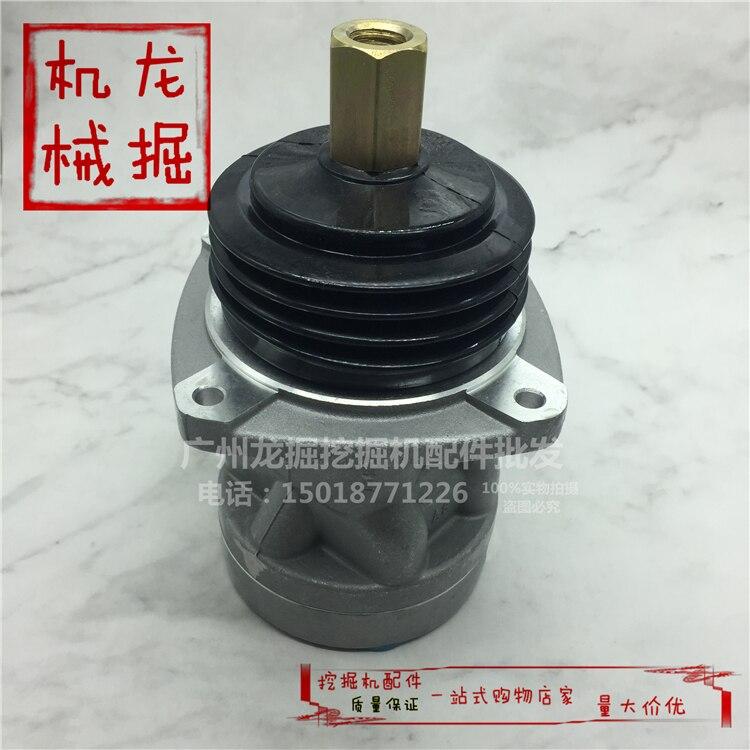 إكسسوارات الحفارات Shengang SK200/210/230/250/260/350-6-6E-8, مجموعة مقبض عصا التحكم