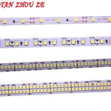 Bande de LED 2835 SMD 240 LED s/m 5 M 300/600/1200 LED s DC12V ruban de corde de LED Flexible haute luminosité lumière blanc chaud/blanc froid