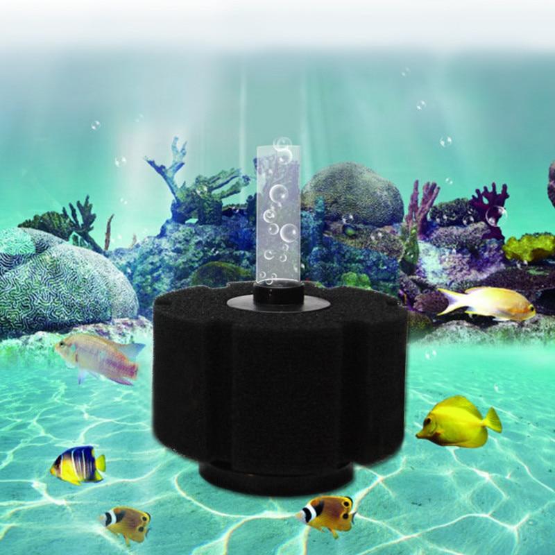 Bio esponja para acuario, filtro, freír, freír, Betta, camarón, Nano, tanque de espuma, filtro de acuario