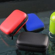 "2.5 ""HDD Case Bescherm Bag Box voor Seagate Samsung WD Harde Schijf Power Bank Usb-kabel Oplader Externe Harde schijf Pouch Case"