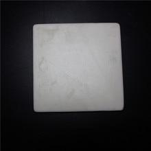 Céramique en verre Machinable/plaque/L * W * H = 100*100*30mm/isolant/
