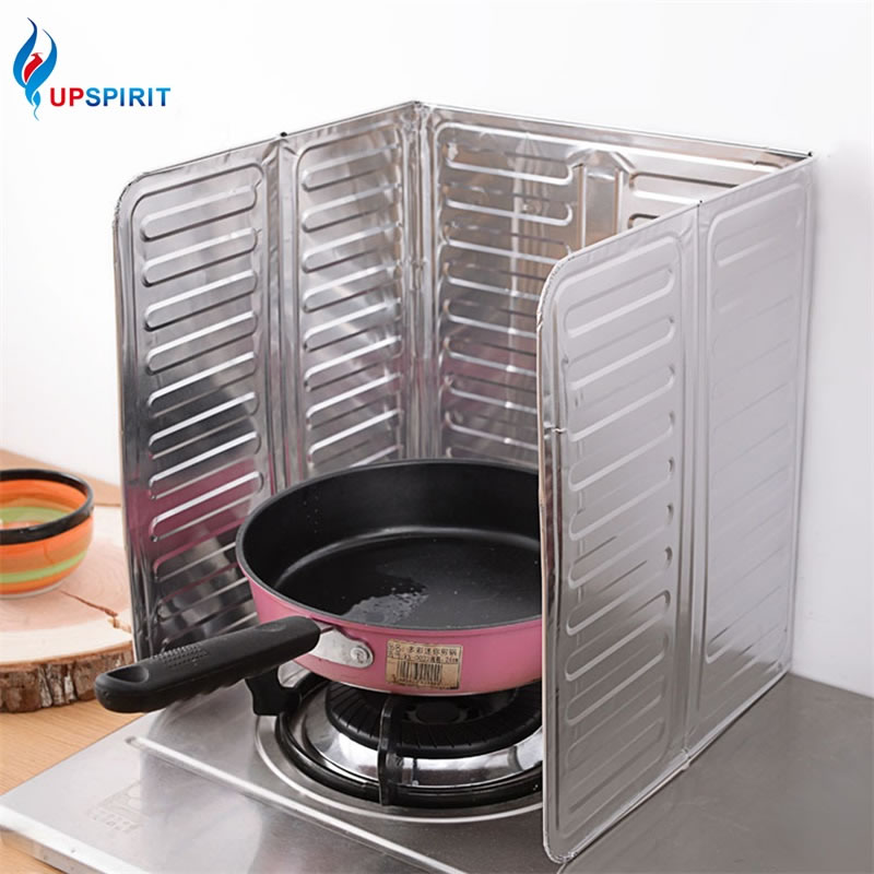 Upspirit алюминиевая фольга разбрызгиватель экрана для жарки сковорода брызговик для приготовления смазки разбрызгиватель экрана кухни и столовой
