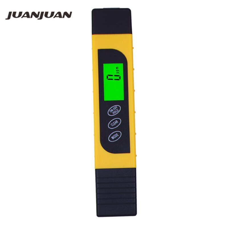 Caneta design com luz de fundo tds ec medidor temperatura testador 3 in1 qualidade da água monitor ferramenta 40% de desconto