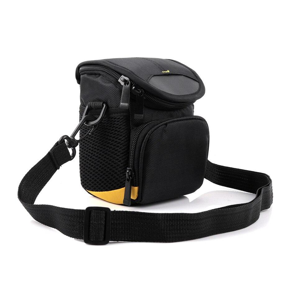 Чехол для камеры Сумка для Panasonic Lumix DMC-GF2 GF3 GF5 GF6 GF7 GX1 GX7 GX80 GX85 DMC-ZS60 ZS50 ZS45 ZS40 ZS35 ZS30 ZS20 ZS10
