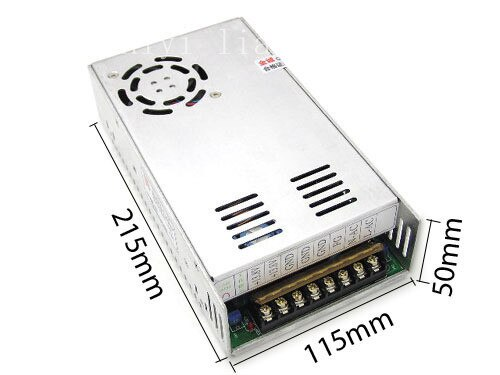 Ausgang 24V 25A 600W power Transformatoren Schalt Netzteil Mit Current Control Ladegerät LED CCTV U30