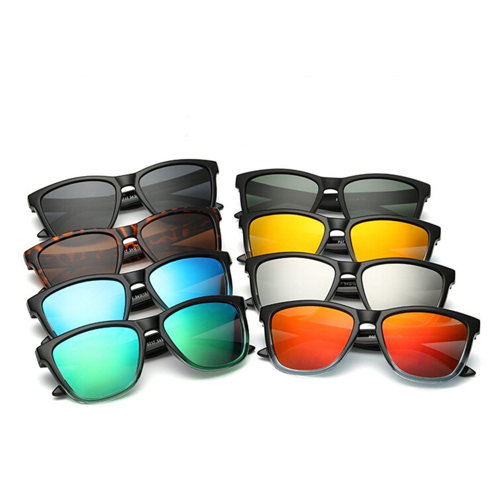 Half Metal High Quality Sunglasses Men Women Brand Designer Glasses Mirror Sun Glasses Fashion  Clas