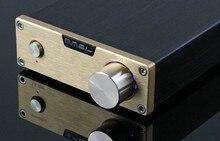 SMSL SA-98E TDA7498E 160 W amplificateur numérique grande puissance + 36V5. 7A alimentation couleur or