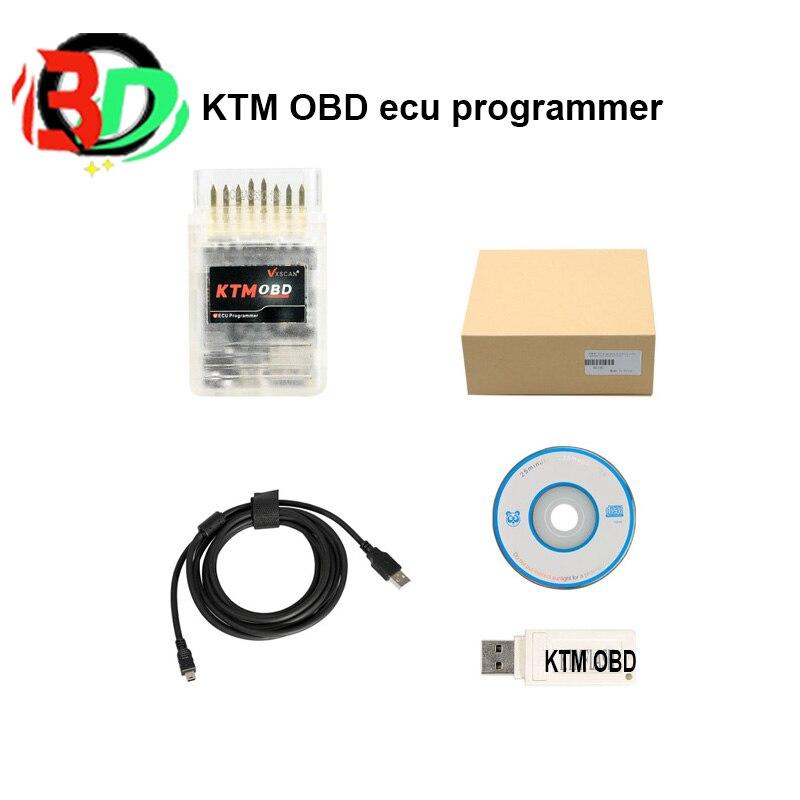 1.95 KTMOBD ECU Programmer & transmission power upgrade Tool Plug and play KTM FLASH KTMFLASH WITH POWER BOX