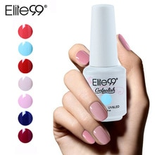 Elite99 8 ml Soak Off Gel Polish UV Gel Nagellack Lack Langlebige Wunderschöne Farbe Nail art Design Maniküre gel Lacke