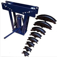 YHB-12 Ton pipe bender hydraulic tube bending machine manual machinery tools