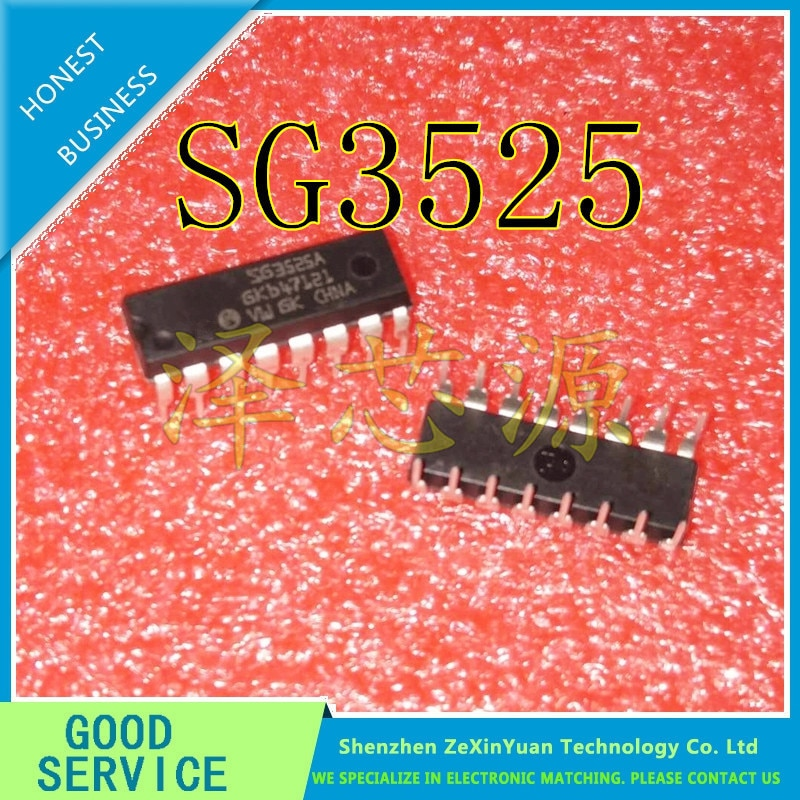 20 unids/lote SG3525AN KA3525AN SG3525A KA3525A DIP16 nuevo IC