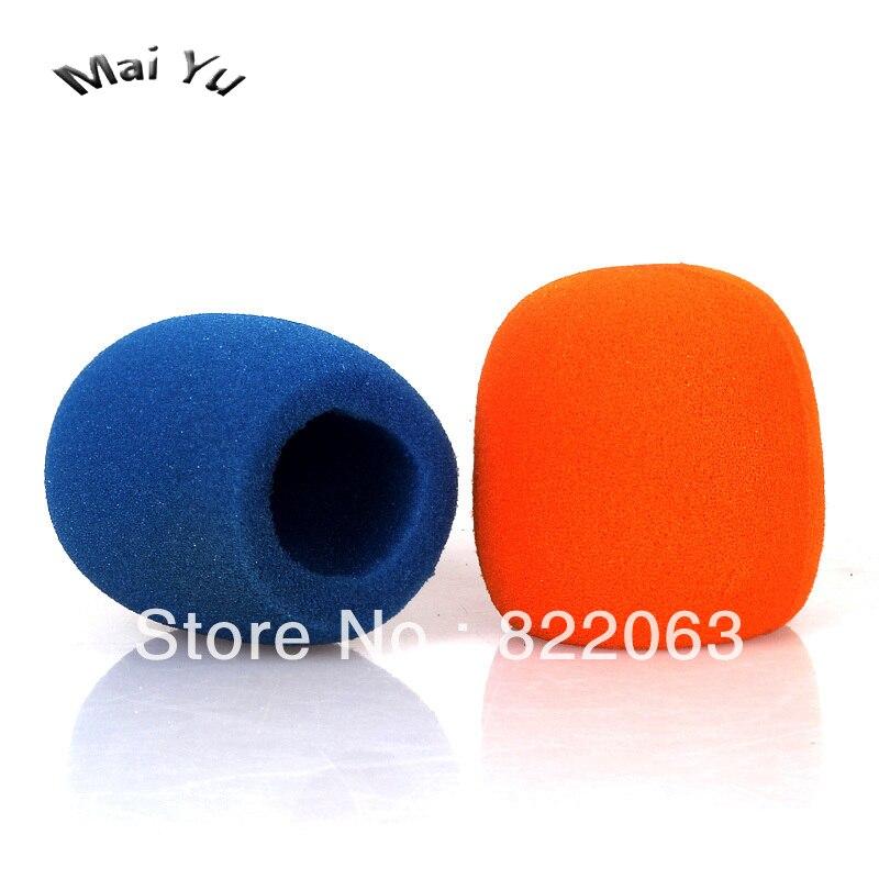 Esponja profesional parabrisas tapa del micrófono cubierta protectora contra Cancelación de ruido filtro sombrero para micrófono de mano