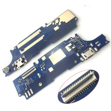 New For Wiko Fever 4G Charging Dock Port Connector USB Charger Flex Cable Board with Vibrator High Q