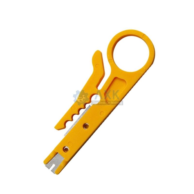Kabelių nuėmimo vielos pjaustytuvo užspaudimo įrankis