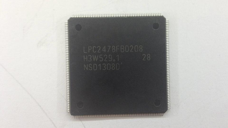 Envío Gratis 5/lote LPC2478FBD208 LPC2478FBD LPC2478 QFP208 IC en stock