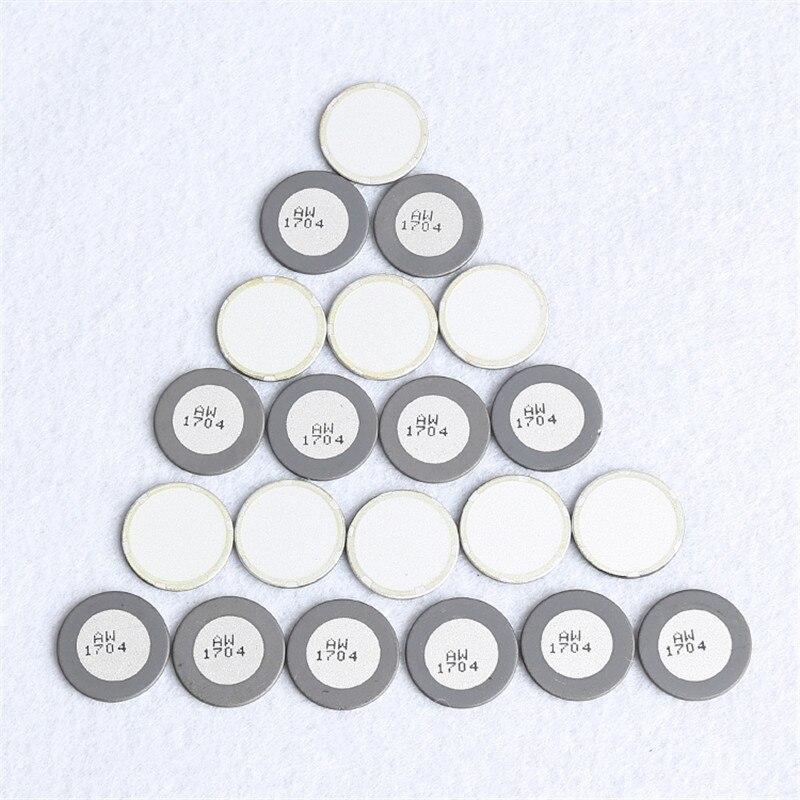 Ultrasoinc Humidifier Atomizer Sheets 20mm 40 pcs/ lot Ceramics Sprayer Sheets Humidifier Parts