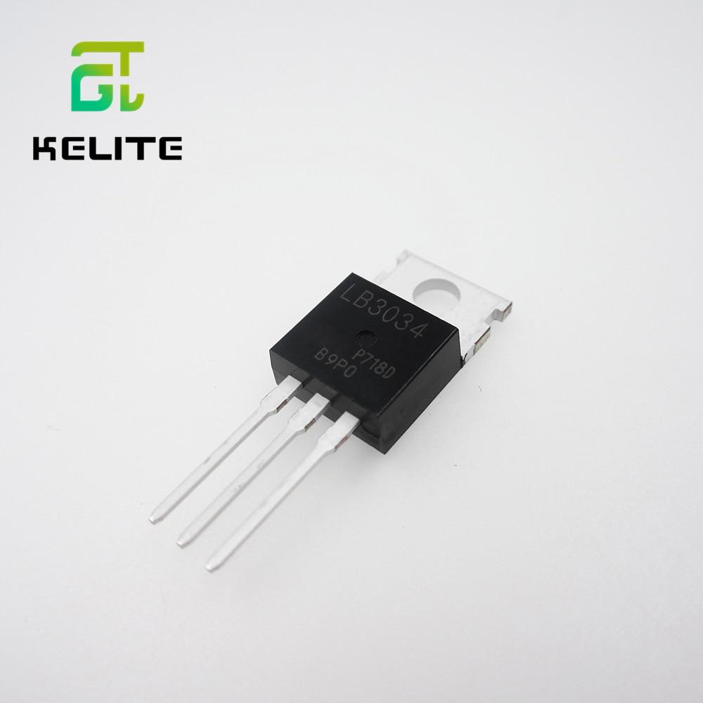 HAILANGNIAO 5 stks IRLB3034 IRLB3034PBF 3034 HEXFET Power MOSFET TO-220 beste kwaliteit