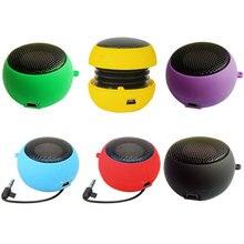 Fashion Leuke Mini Speaker Mp3 Muziek Luidspreker Speler Outdoor 3.5 Mm Draagbare Bedrade Speaker Klankkast Voor Computer Telefoons