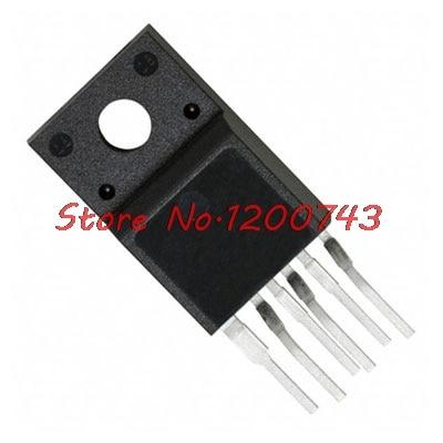 5 pçs/lote DM0465R TO220F-6 DM0465 TO-220F Em Estoque