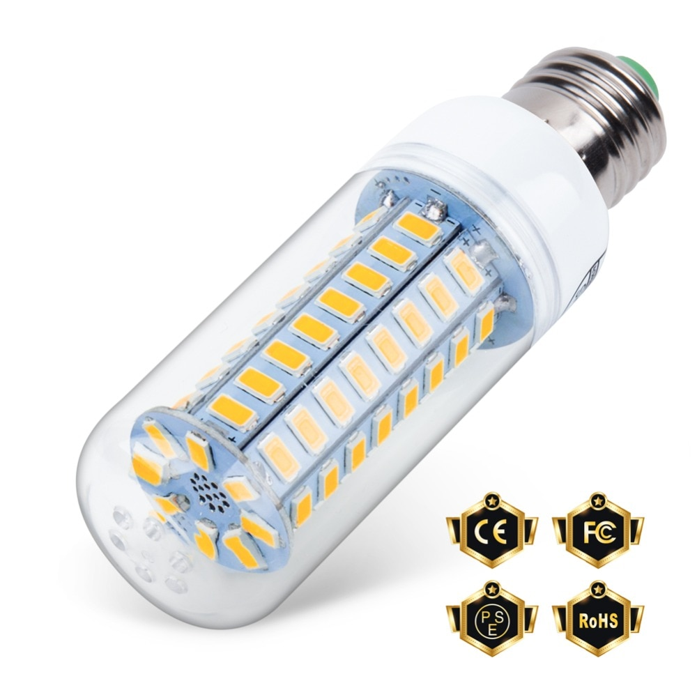 E27 LED Light E14 Ampoule Led Corn Bulbs 5730 SMD Corn Lamp GU10 Led Bulb 5W 7W 12W 15W 18W 20W Home