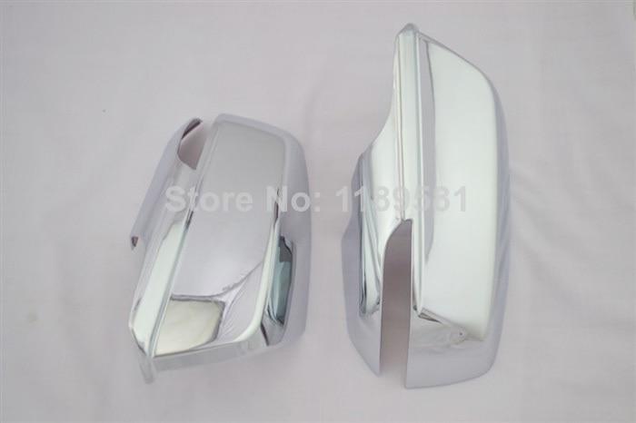 For Chevrolet Malibu 2013 2014 2015 ABS Chrome Side Mirror Cover Trim new