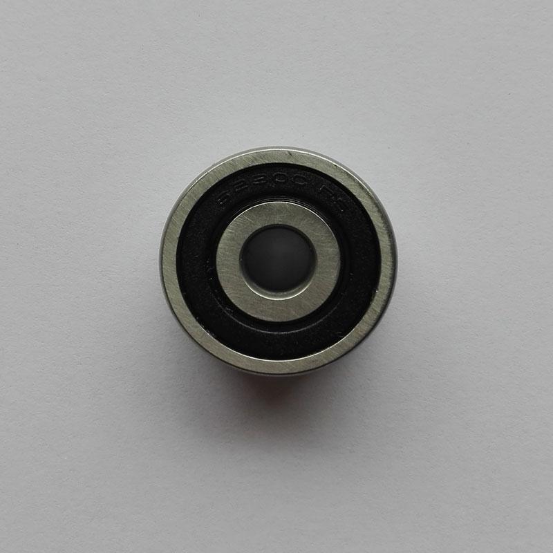 1 قطعة مصغرة كرة أخدود عميقة تحمل 62208-2RS 62208 2RS حجم: 40X80X23MM