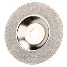 1pc 100mm 80 grain diamant meule tampons de polissage disque meuleuse tasse Angle meuleuse outils rotatifs outil abrasif Mayitr