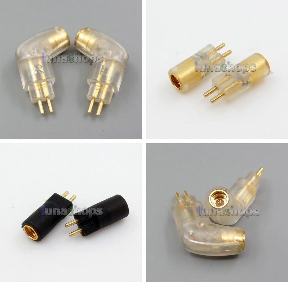 Pin de auriculares de 0,78mm para Weston W4r UM3X UM3RC JH13 a Shure se535 SE846 MMCX convertidor LN005779