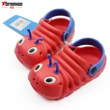 Baby Shoes 2019 New Arrival Kids Slides EVA Cute Cartoon Caterpillars Pattern Breathable Shoes Baby Boy Girl Beach Summer Wear