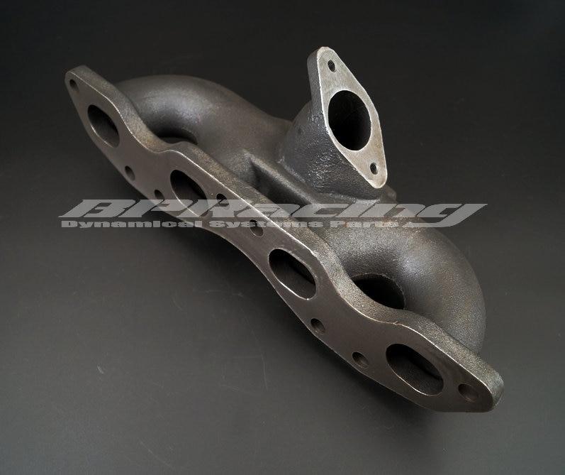 Чугунный турбо выхлопной коллектор для REV9 S13 S14 S15 240SX SR20DET/