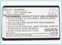 Cameron Sino 1100 mah batterie pour CRICKET Crosswave WiFi haut débit routeur EC5805 pour HUAWEI C8000 C8100 E5220 E5331 E5805