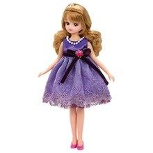 Très belle robe de mode 1/6 vêtements de poupée pour poupée Licca
