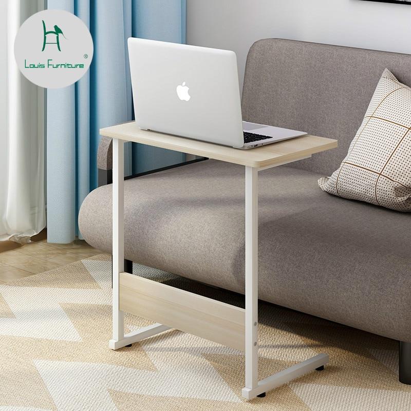 Louis Mode Kaffee Tische Moderne Computer Schreibtisch Einfache Hause Büro Schlafsaal Einfache Faul