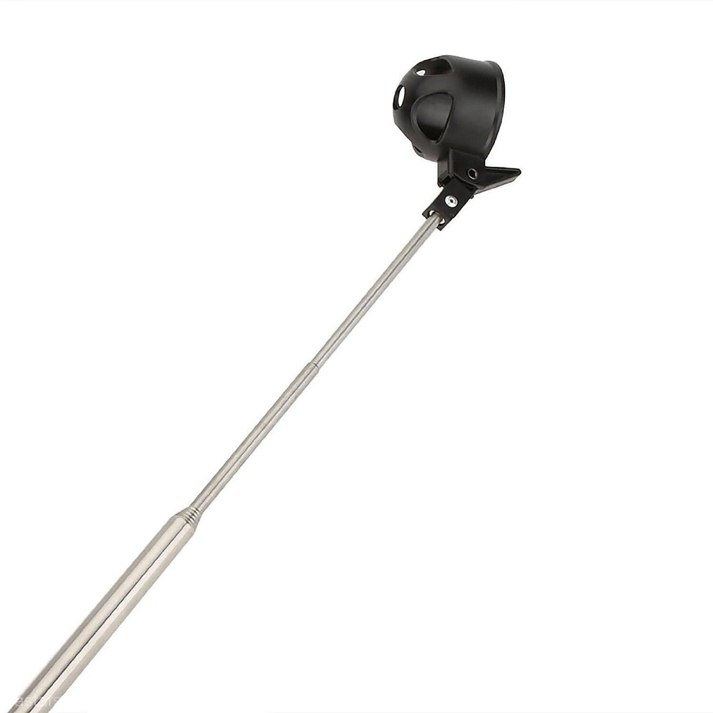 Lgfm-novo protetor de aço retrátil telescópica bola de golfe antena pegando o pólo de bola