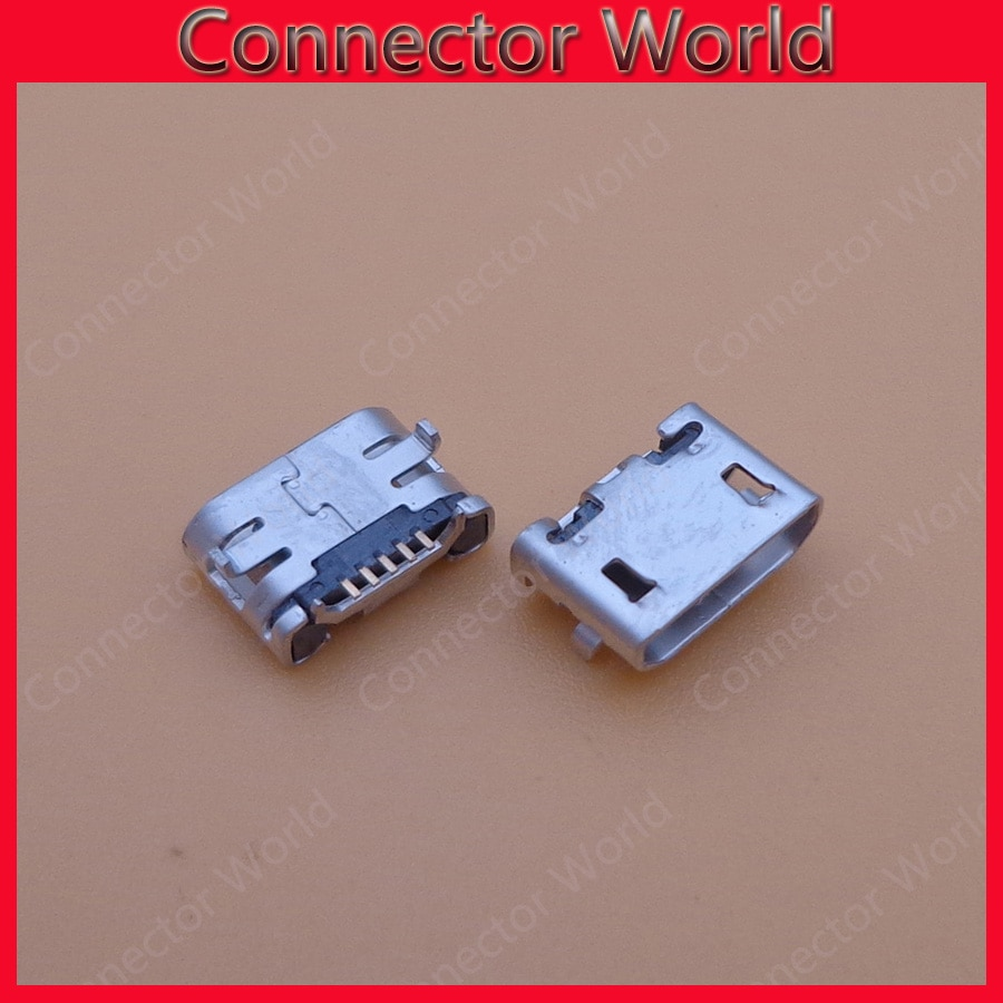 200 قطعة لـ Alcatel One Touch POP C9 Dual OT 7047 7047D Y11 K11 X1 X3 micro usb شحن موصل قابس منفذ قاعدة