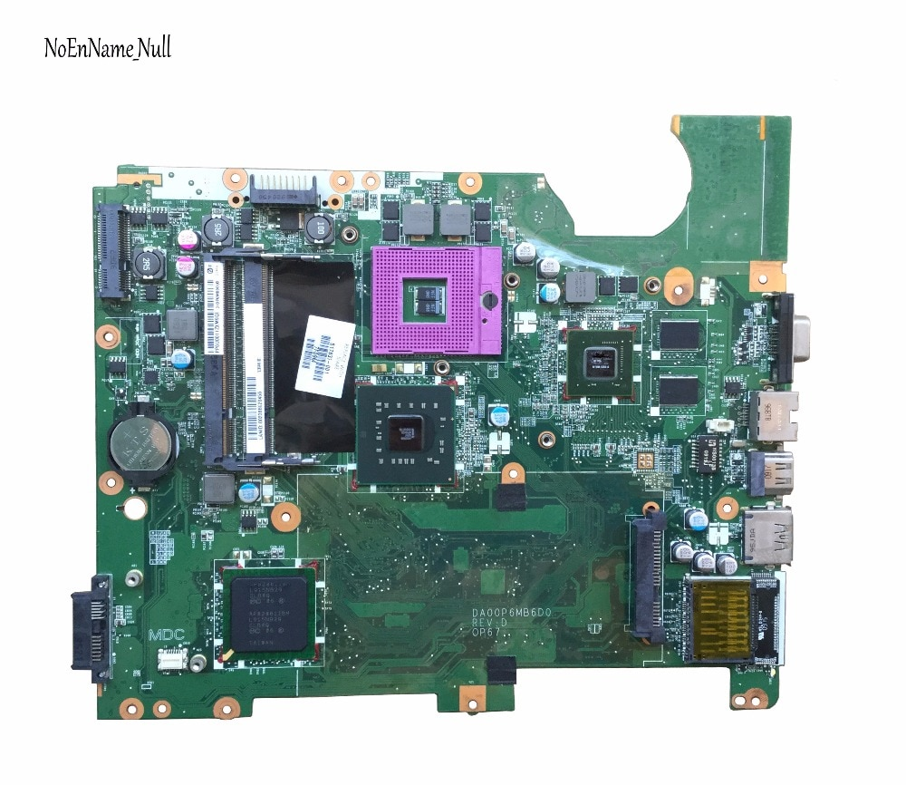 Для HP compaq presario CQ61 G61 материнская плата 517837-001 материнская плата для ноутбука DA00P6MB6D0 PM45 чипсет
