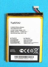 AZK nouvelle haute qualité 2500mAh TLp025A2 batterie pour ALCATEL une touche idole X + OT-8008D scribe HD OT8000 8000D 6043D TCL Y710 Y900