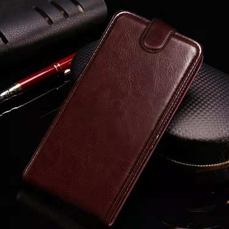 Luxury PU Leather Flip Case For ZTE Axon 7 Mini Axon7 Mini 5.2 Inch Wallet Stand Leather Case Cover On Axon7 Mini