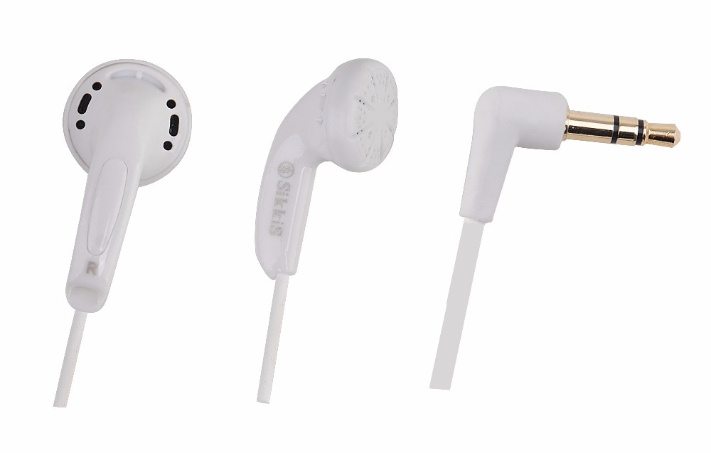 FooHee Music In-Ear Earphones Comfortable Earphones 3.5mm gold-plating connectorStereo Bass Sound for Mobile Phone MP3 PC DS300 enlarge