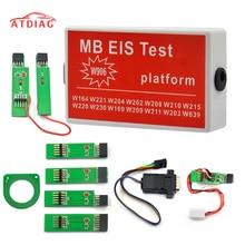 High quality For NEW MB EIS W211 W164 W212 MB EIS Test Platform MB Auto Key Programmer with W906 function