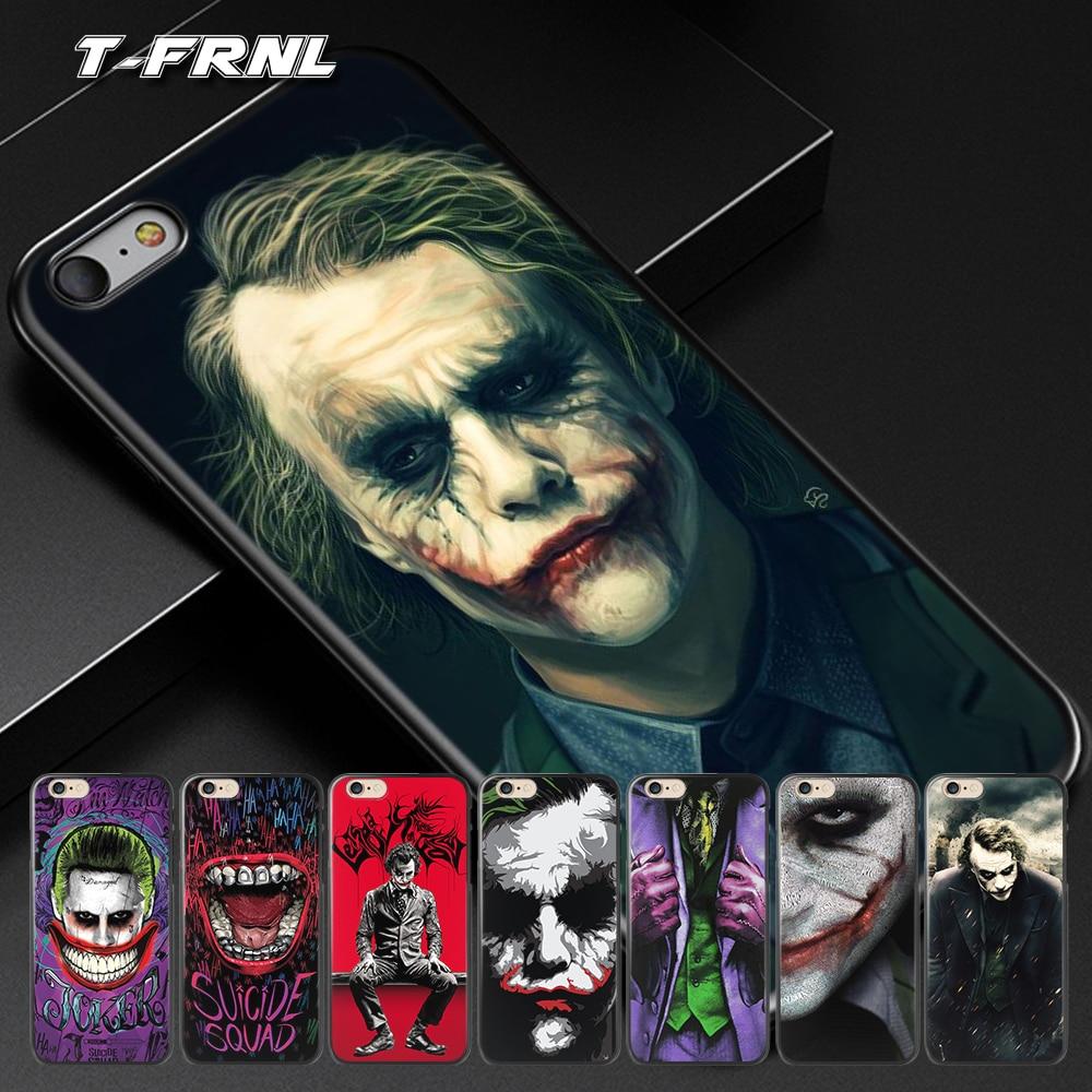 Чехол для iPhone 6 S, чехол Joker для iPhone X, 2018, Новые поступления, чехол для iPhone XR, 5, 5S, SE, 6, 7, 8 Plus, XS Max